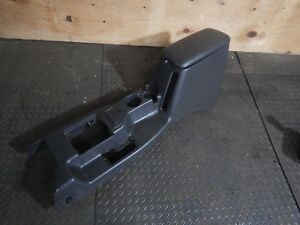 Jeep Cherokee Xj 97 01 Oem Dark Grey Full Center Console Free Shipping