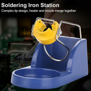 Fx 951 75w Solder Iron Electric Rework Soldering Station T12 k Iron Tip Holder