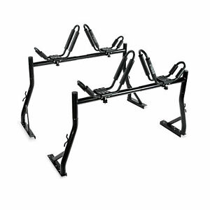 Truck Rack W 8 No Drilling C Clamp And 2 Kayak J Rack 2 Ratchet Strap
