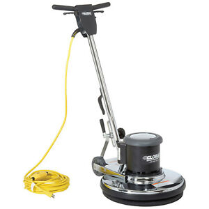 Corded Floor Machine 20 Cleaning Width Lot Of 1