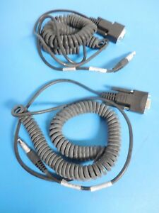 Ashtech Trimble 730178 Pc Download Cable Lot Of 2