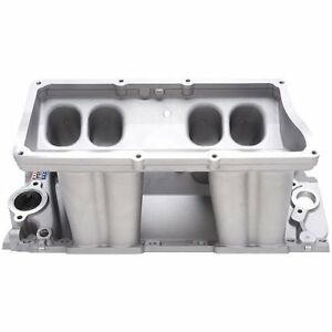 Edelbrock 7085 Victor Tunnel Ram Intake Manifold Base Big Block Chevy