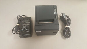 Lot Of 10 Epson Tm t88iii M129c Thermal Pos Receipt Printer With Ps Serial I f