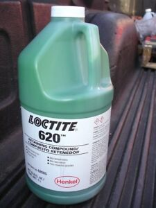 Loctite 620 High Temprature Retaining Compound 33 8 Floz 1l P n 62085 Sealed New