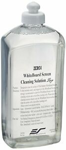 New Elite Screens Zerc4 Whiteboard Screen Cleaner 1000ml Bottle