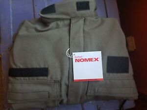New Coverall Xl X large Dupont Nomex Iiia Flame Resistant Static Resistant