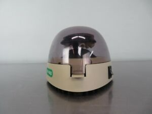 Bio rad Mini Centrifuge C1301 With Warranty See Video