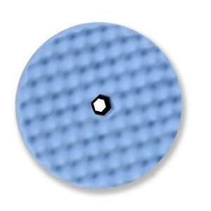 3m 05708 Perfect It Ultrafine Foam Double Sided Quick Connect Polishing Pad 8in