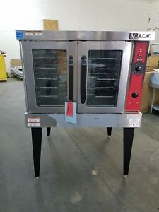 2641 New S d Vulcan Vc6g Deep Series Full Size Convection Oven model vc6gd