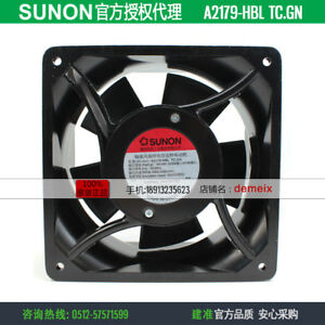 For Sunon Junior A2179 hbl Tc gn 220v 17689 Large Air Volume Axial Fan