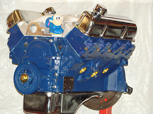 428 Cj Cobra Jet Fe Ford Crate High Perf Balanced Big Block Bb Engine