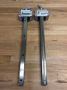 Mizuho Osi Jackson Arc Right 5855 672 Left 5855 673 For Surgical Table 295