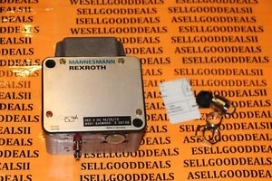 Mann Rexroth Hed 3 Oa 36 25 12 Hydro electric Piston Pressure Switch 591 645 New