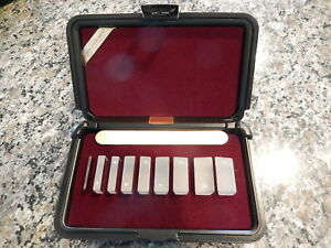 Gulden Ophthalmic Prisms S 8 Prism Set With Red Lens 9 Piece Set