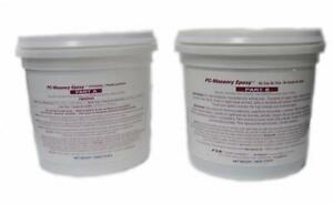 Pc Products 71120 Pc masonry Two part Masonry Repair Epoxy Adhesive Paste