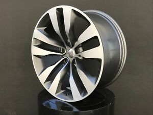Dodge Charger Challenger Magnum Srt8 Wheels Rims Gunmetal 20x9 10 Inch 5x115 18