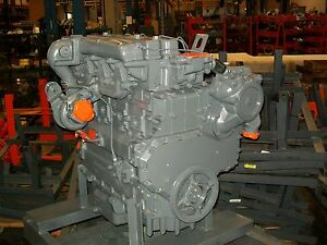 Caterpillar 3054e Remanufactured Engine Bandit Chippers