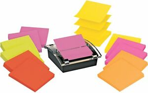 Post it Super Sticky Pop up Notes Dispenser 3 x 3 Marrakesh And Rio De