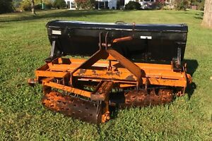 Woods Str60 Super Turf Renovator low Cost Shipping