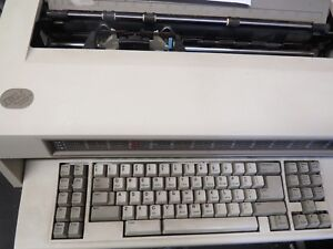 Ibm Wheelwriter 50 Series Ii Typewriter Does Not Include Monitor