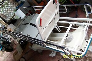 Stretcher Medical Healthcare Hospital Bed Gurney Pedal Actuated Lifts