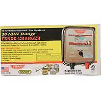 Parmak Magnum 12 Fence Charger pack Of 1