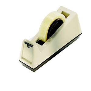 Scotch C 25 Heavy Duty Tape Dispenser With 3 Inch Core Beige