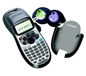 Dymo Letratag Plus Lt100t 2 line Personal Label Maker 8 3 8 In H X 2 5 8 In
