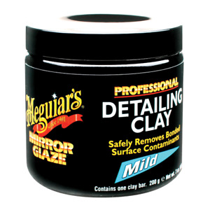 Meguiar s C2000 Mirror Glaze Detailing Clay Smooth Finish Restorer Mild