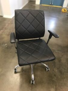 Mid back Black Conference Room Swivel Chair 6 Available