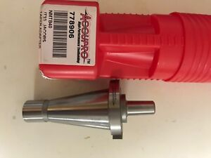 Accupro Nmtb40 Jt33 Jacobs Taper Adapter And Mount 33jt 1 16 1 2 Chuck