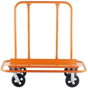 Building Hardware Metal Aluminum Commercial Steel Paneling Tool Drywall Cart New