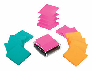Post it Pop up Notes Super Sticky Pop up Dispenser Value Pack 3 X 3 12 pack