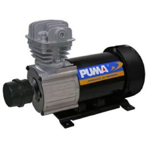 New Puma De05 D c Direct Drive Oil less Air Compressor 12v 0 5 Hp