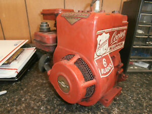 Vintage 2 1 2hp 2 5hp Briggs Stratton Cooper Klipper Mini Bike