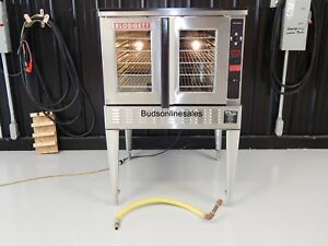 Blodgett Single Dual Flow Gas Commercial Convection Oven Bakery Pizza