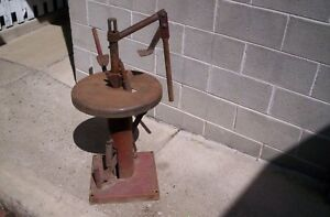 Early Coates Iron Tireman Tire Changer With Bars Pickup In Pennsyl