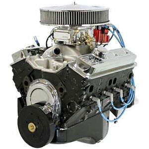 Chevy 350 small block engine oem new and used auto parts for all blueprint engines bp3501ctc1 malvernweather Gallery