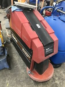 Used Clarke 2000e Leader Automatic Scrubber Ultra Speed Burnisher