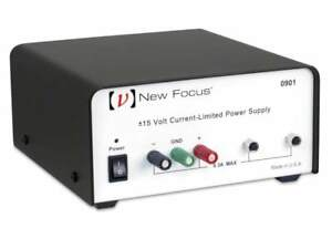 Newport New Focus 0901 Current limited Power Supply Lab Power Supply 15 Vdc