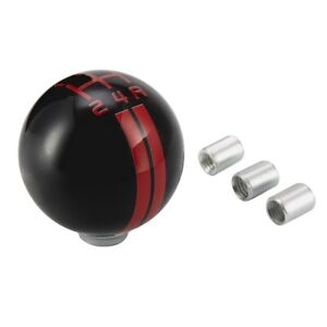 For Ford Mustang Shelby Gt500 5 Speed Stick Gear Shift Knob Lever Shifter Handle