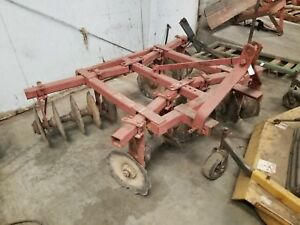7 Disk Farm Disc Harrow 7 Foot Tractor Implement