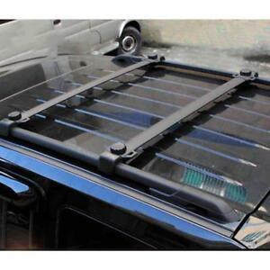 Brand New Roof Rack Rail Cross Bar Cargo Carrier For 14 18 Jeep Renegade Us