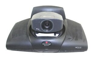 Polycom Viewstation Pvs 1419 Video Conferencing Unit No Power Adapter No Remote