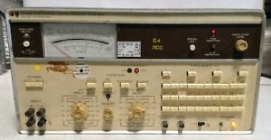Sound Technology St 1700b Distortion Measurement System Analyzer Opt 003