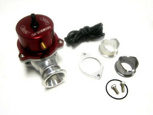 Obx Racing Sports Red 37mm Valve Diameter Competition Type Blow Off Valve