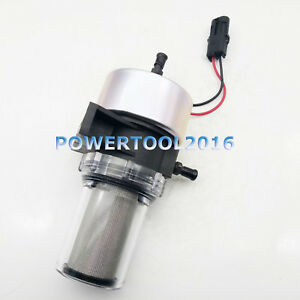 Electric Fuel Pump For Facet 40222 40234 070214 Carrier Industrial 9 11 5 Psi