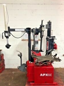 Coats Apx80e Apx 80 E Tire Wheel Changer 385