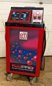 Rti Atx 3 Plush Boost Fluid Pro Transmission Flush Fluid Exchange Machine 117