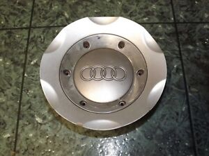 99 06 Oem Genuine Audi Tt Mk1 Type 8n Silver Alloy Wheel Large Center Cap